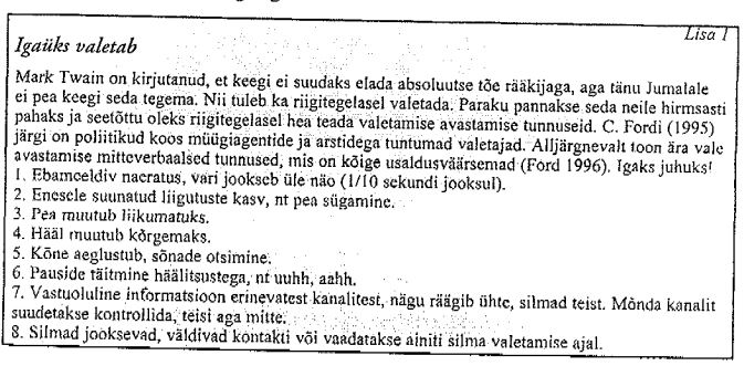 RiTo 3. Kolga, V. Lisa 1