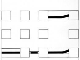 Maiu Tsirna. Re # II (2001, tušš, guašš)