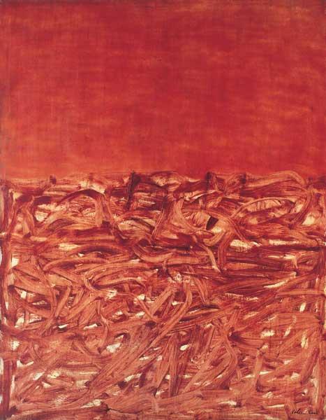 Valeri Vinogradov - Nimeta (2000, õli, lõuend, 185 x 145)