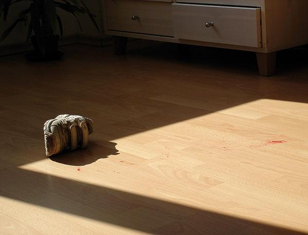 Worrying View. A Floor (2006, photo, 72 x 93 cm)