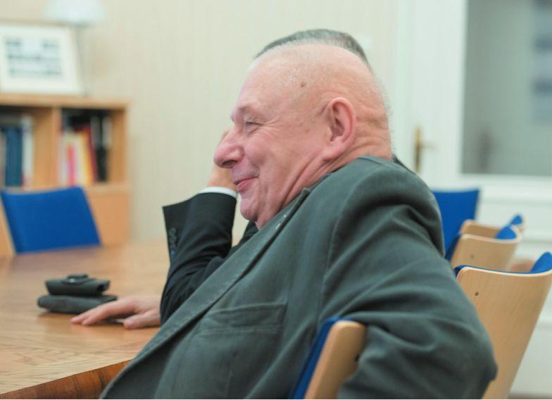 RiTo 32, Vestlusring, Jüri Adams, Foto: Erik Peinar