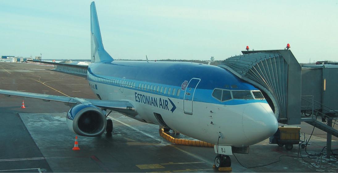 RiTo 32, Foto, Estonian Air aitas Eestil õhku tõusta ja kriisi väiksemate kadudega üle elada, Mart Raudsaar
