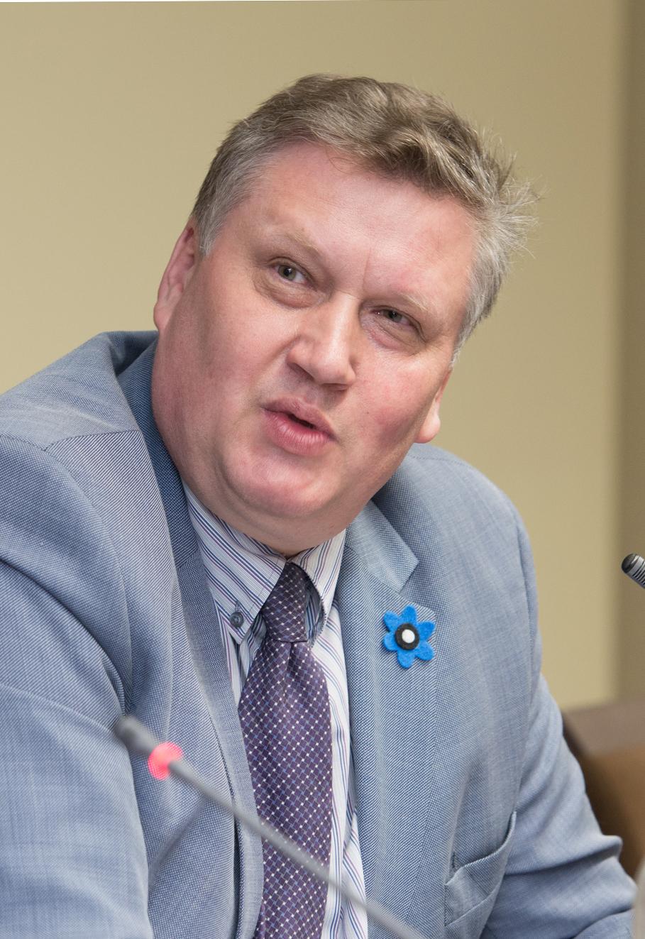 Jaanus Marrandi (Sotsiaaldemokraatlik Erakond). Foto: Erik Peinar