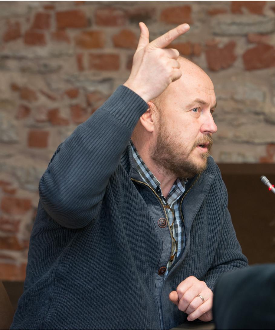 Artur Talvik (Vabaerakond). Foto: Erik Peinar
