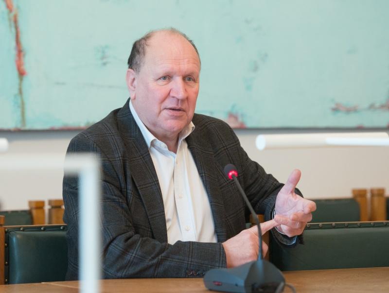 Mart Helme (EKRE). Foto: Erik Peinar