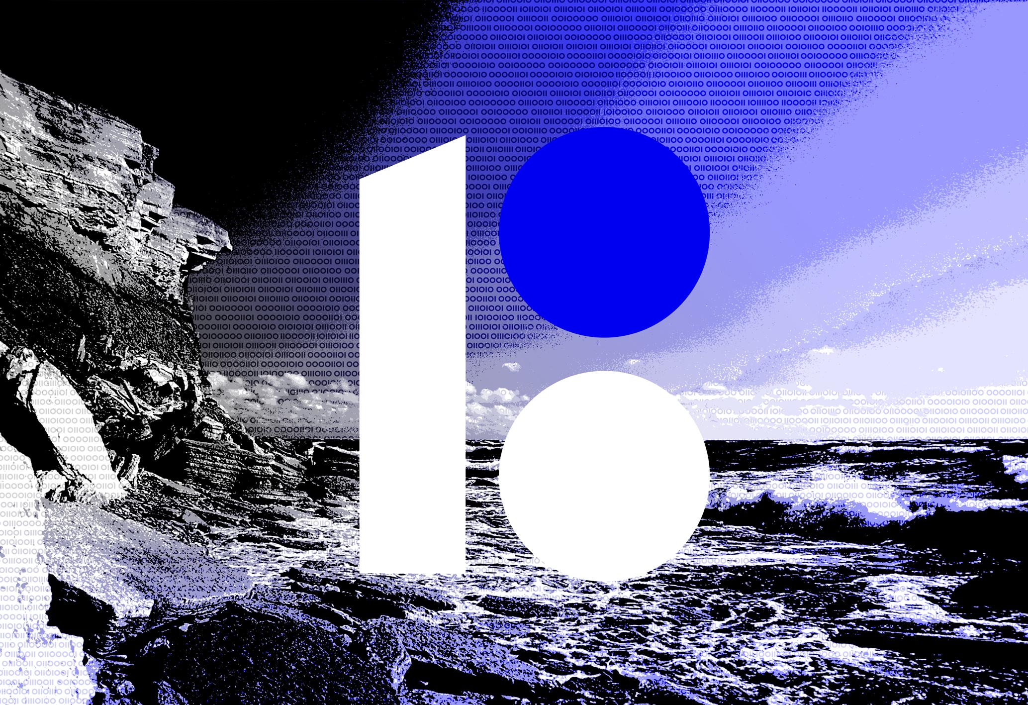 Fotol on Eesti Vabariigi 100. sünnipäeva tähistamise tunnusmärk. Foto: Identity OÜ