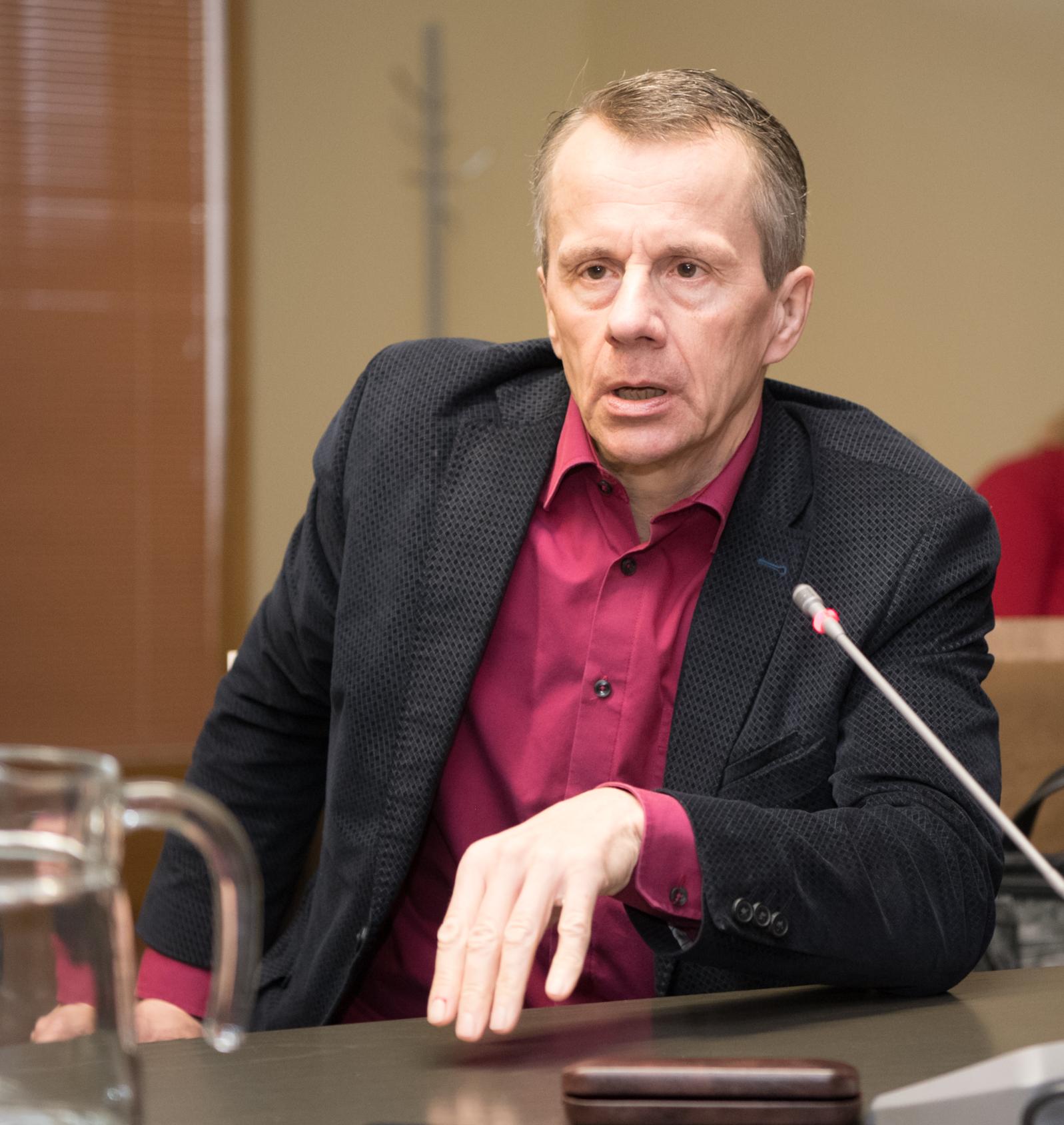 Jürgen Ligi (Reformierakond). Foto: Erik Peinar