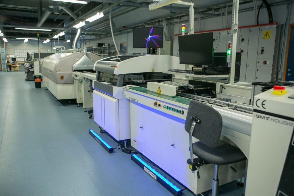 Elektroonilisi trükkplaate tootvas Incap Electronics OÜ Kuressaare tehases avati uus tootmisliin, mis kahekordistab tootmisvõimsuse ja võimaldab paindlikumalt klientide soove täita.