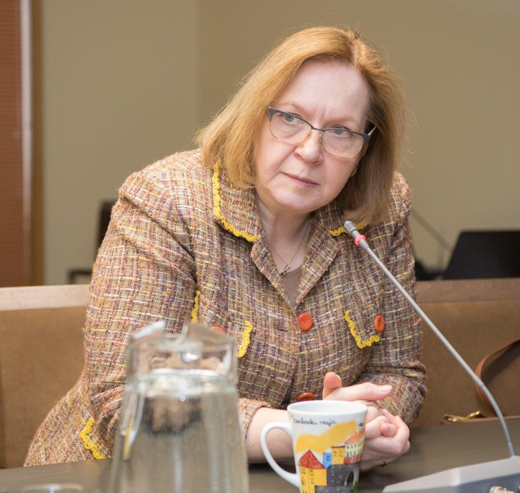 Maris Lauri (Reformierakond). Foto: Erik Peinar