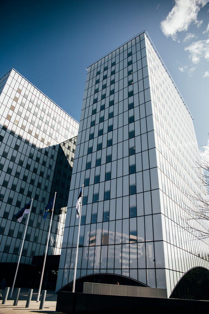 Ministeeriumide ühishoone Tallinnas,Suur-Ameerika tn 1 Foto: Wikimedia Commons
