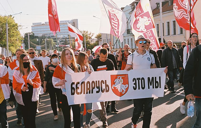 2020. aasta suve ja sügise sündmused Valgevenes on näidanud, et jõutasakaalud võivad kiiresti muutuda