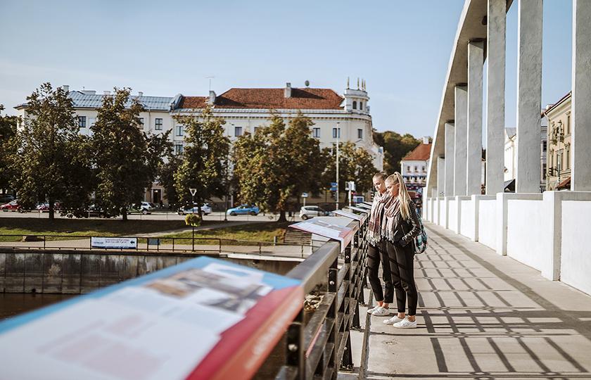 2020. aasta Tartu kaasava eelarve ideede väljapanek Kaarsillal
