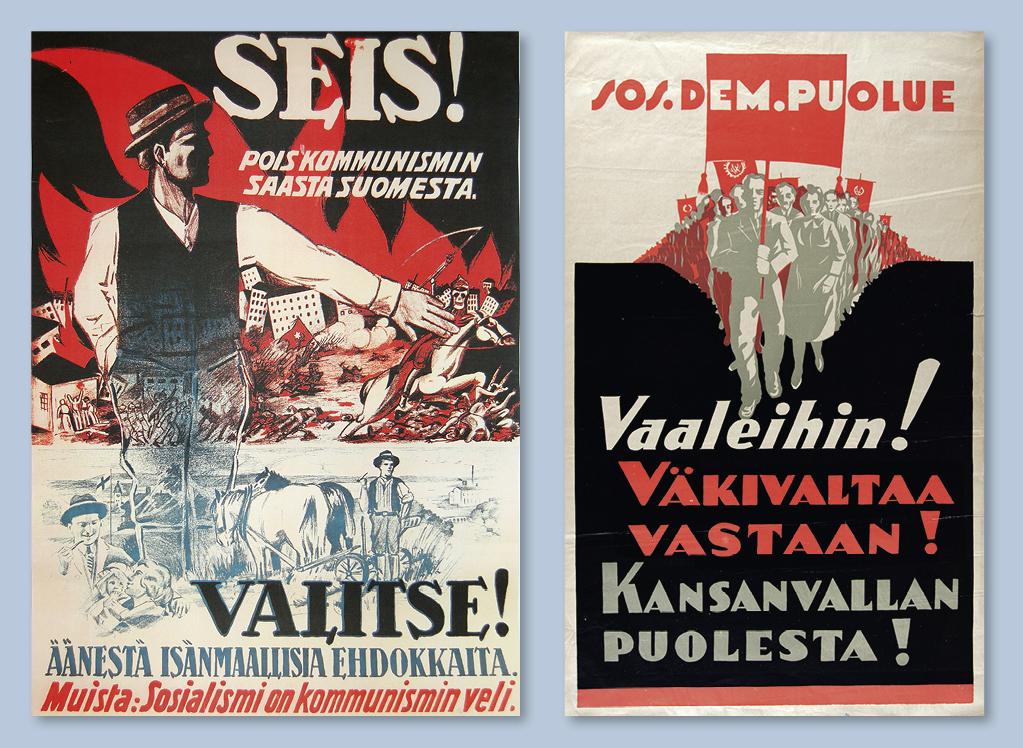 Soome parlament taandus täitevvõimu ees, president saatis parlamendi laiali ja kuulutas välja ennetähtaegsed valimised